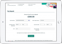 App Form Ipad 03 Deposit